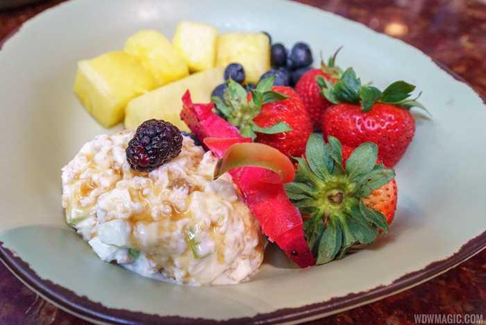 Satu'li Canteen breakfast