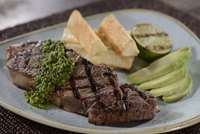 Dr. Falls' Signature Grilled Steak