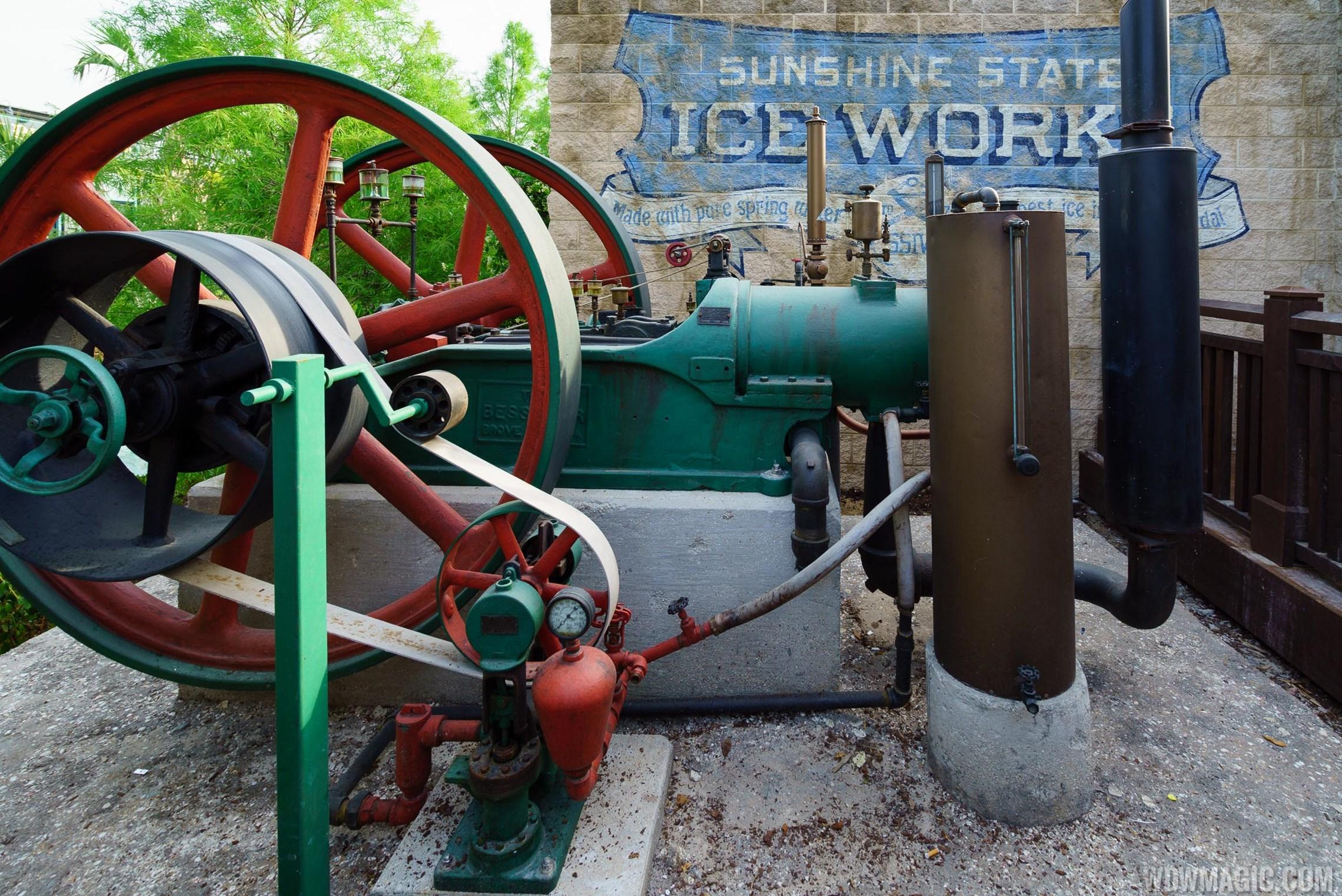 Sprinkles at Disney Springs overview