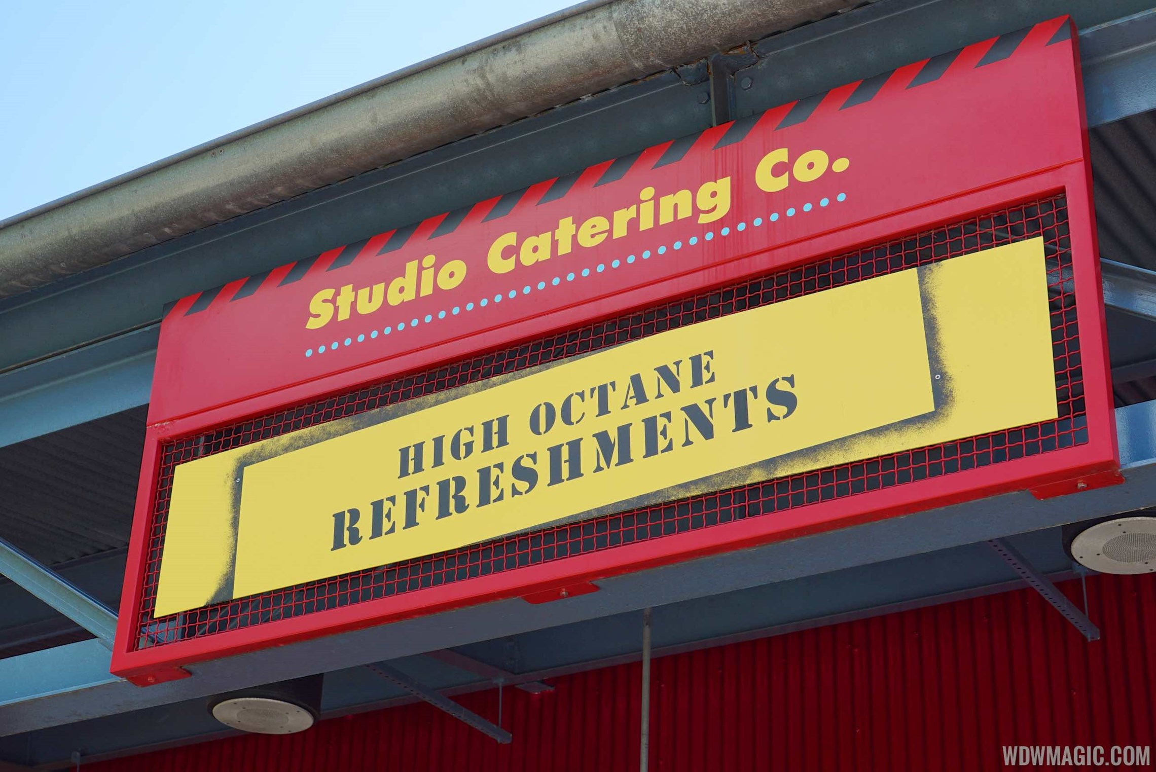 High Octane Refreshments overview
