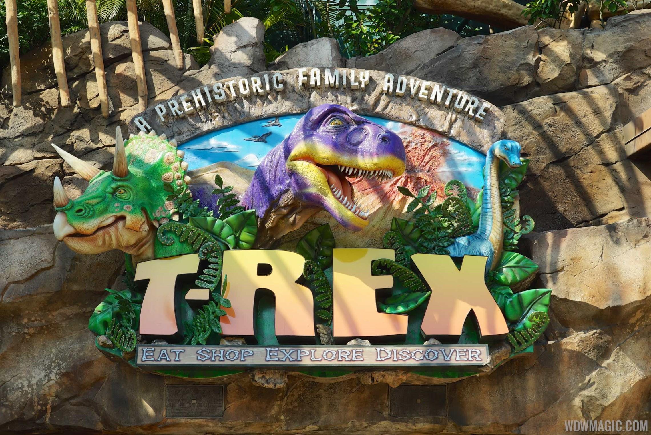 T-REX overview