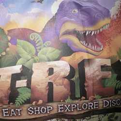 T-Rex location confirmed
