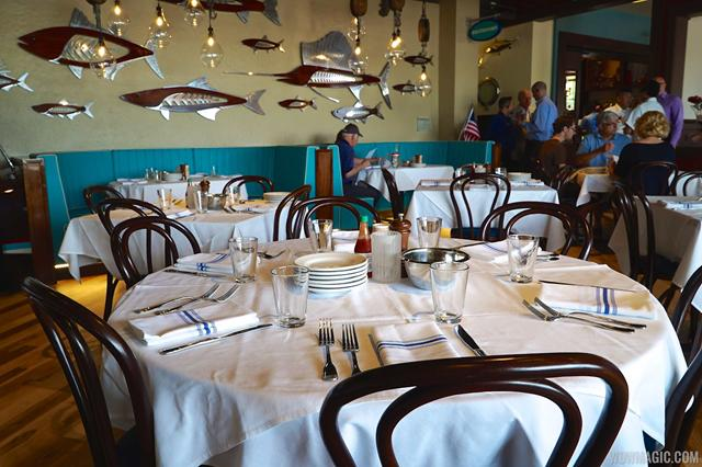 eating in operating room review the boathouse at disney springs the landing