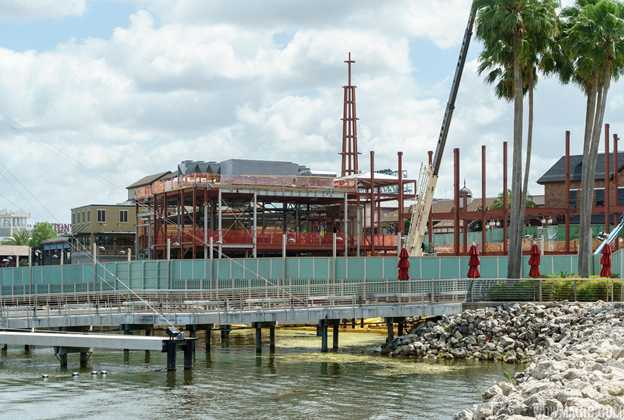 The Edison construction