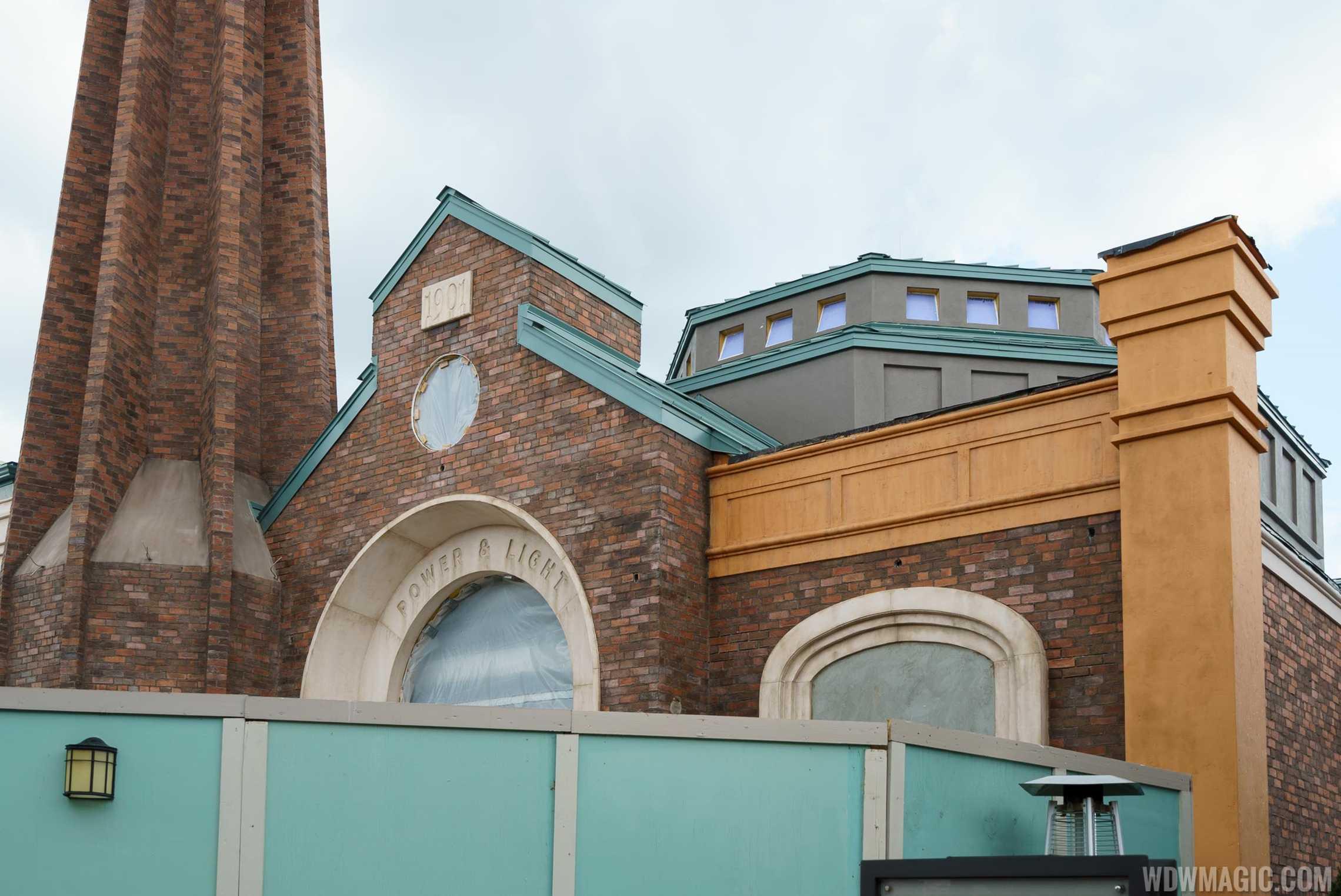 The Edison construction