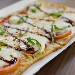 New flatbread menu items