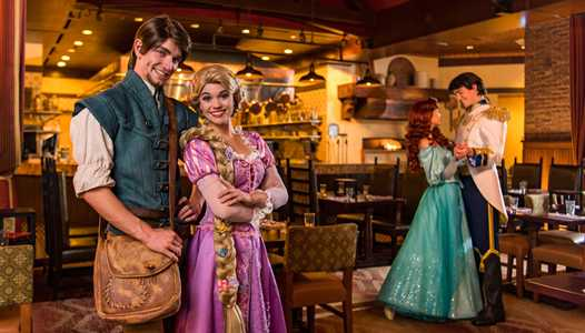 Reservations now open for new character Bon Voyage Breakfast at Disney's BoardWalk