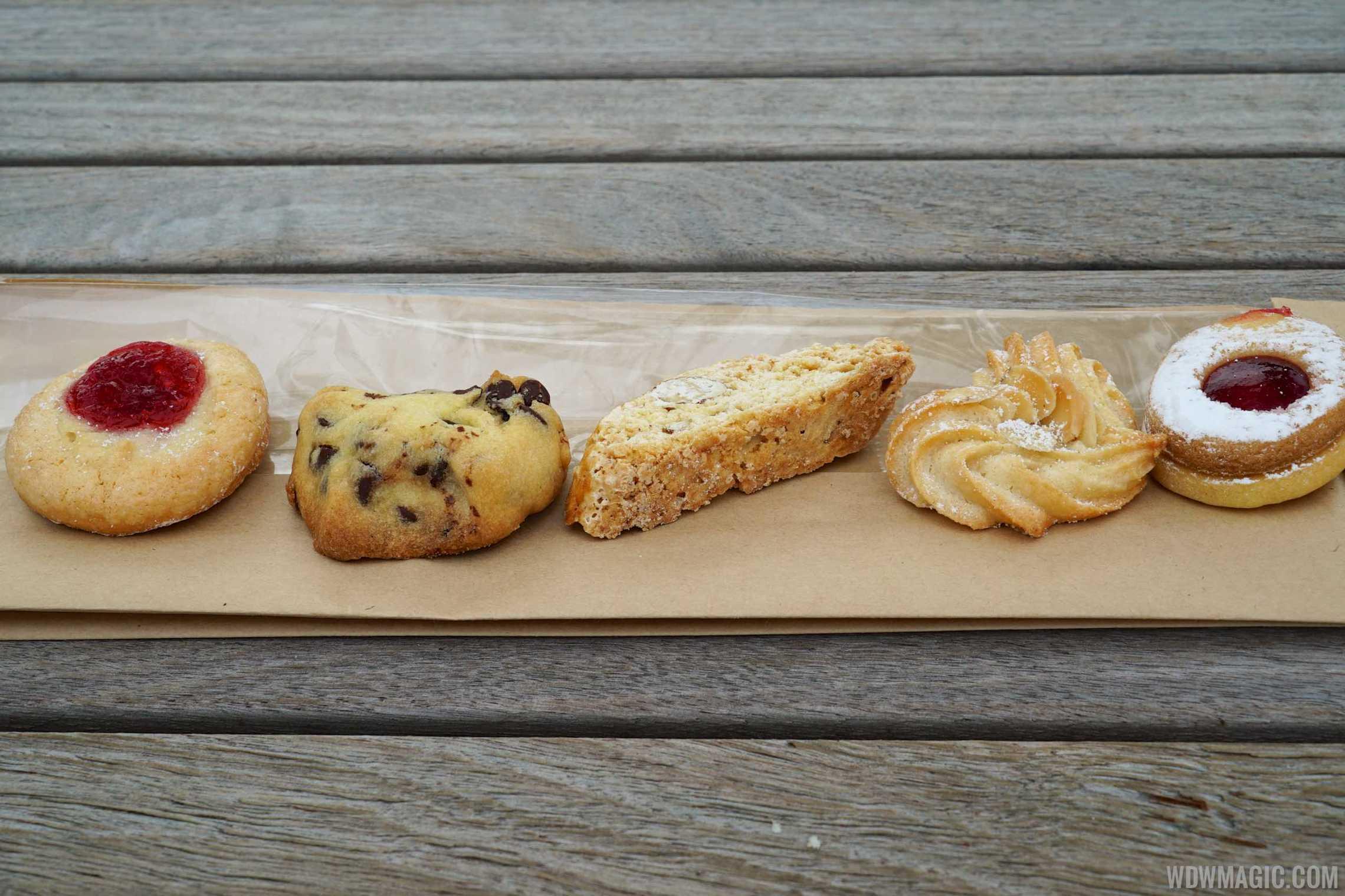 Vivoli Gelateria - Biscotti Assortiti