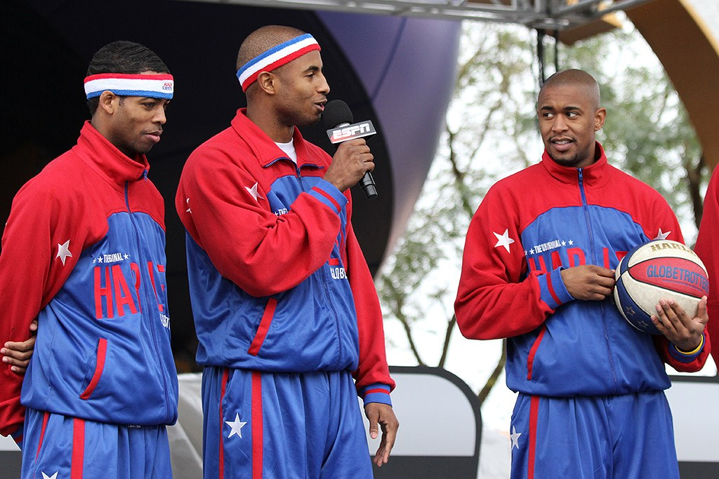 2010 ESPN The Weekend - The Harlem Globetrotters