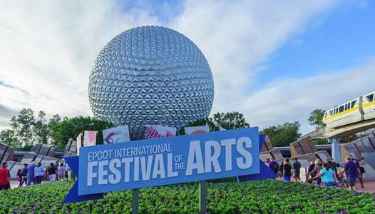 PHOTOS - Opening day tour of the first Epcot International Festival of the Arts