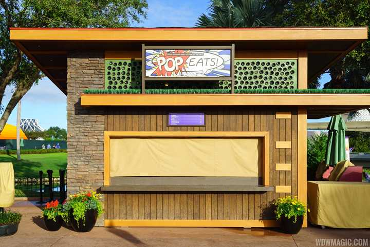 PHOTOS - Full menus and pricing for the Food Studio kiosks at Epcot's International Festival of the Arts