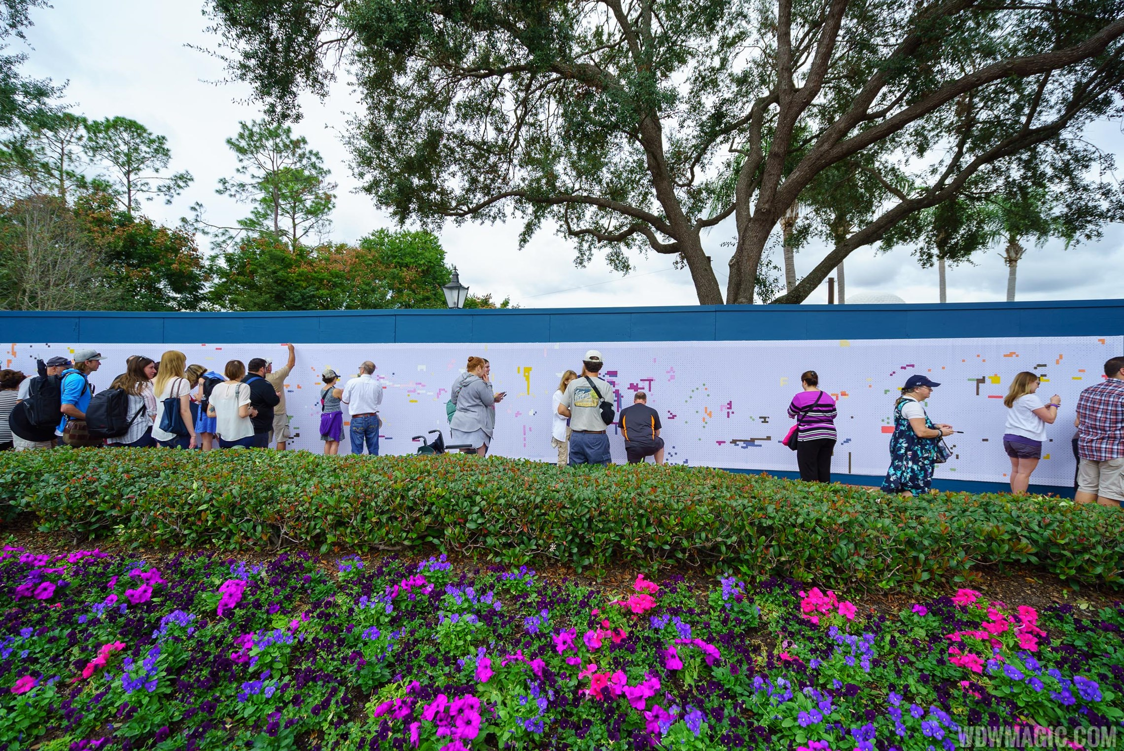 Opening day at the 2017 Epcot International Festival of the Arts