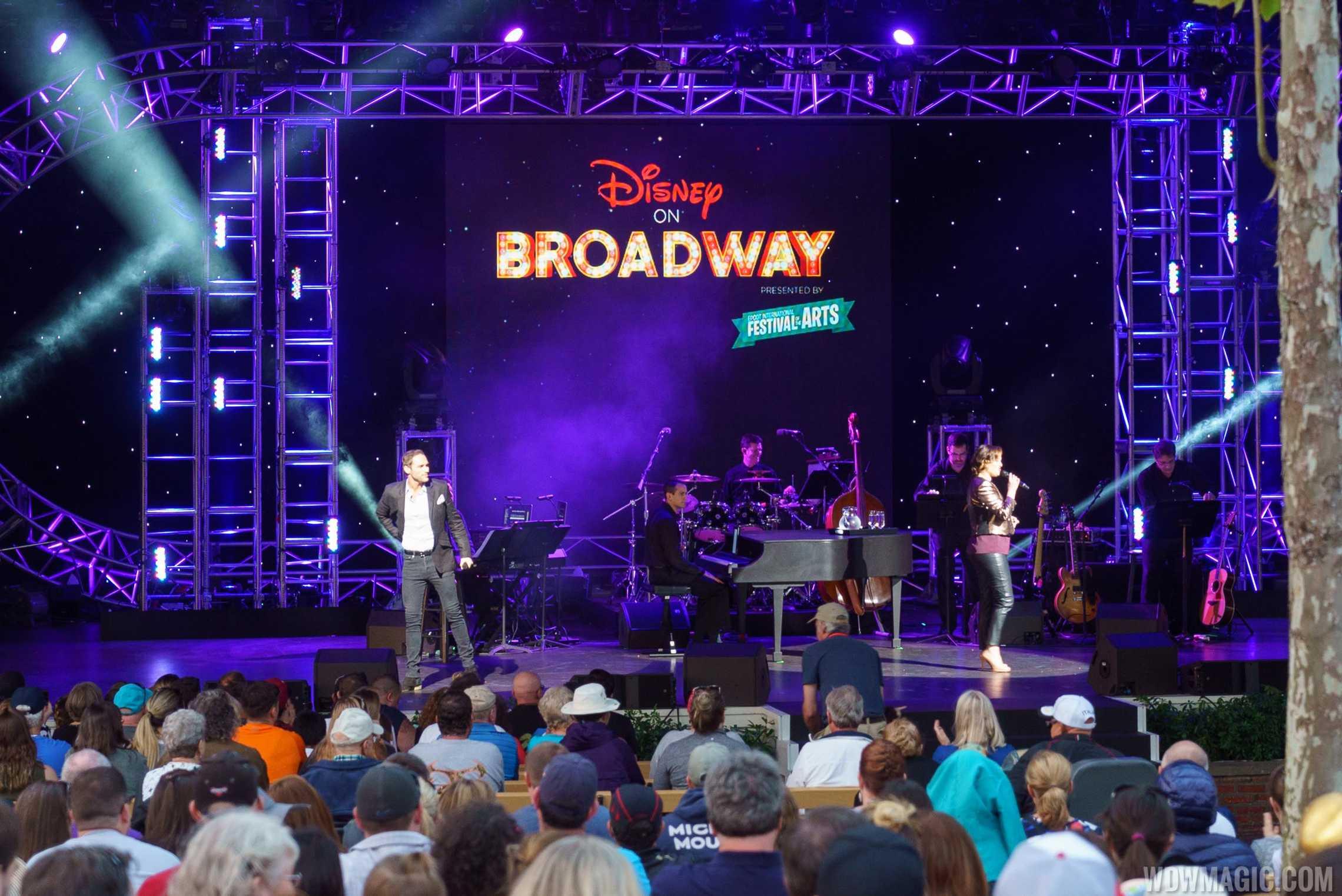 Disney on Broadway Series