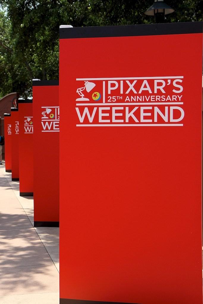 Pixar Weekend