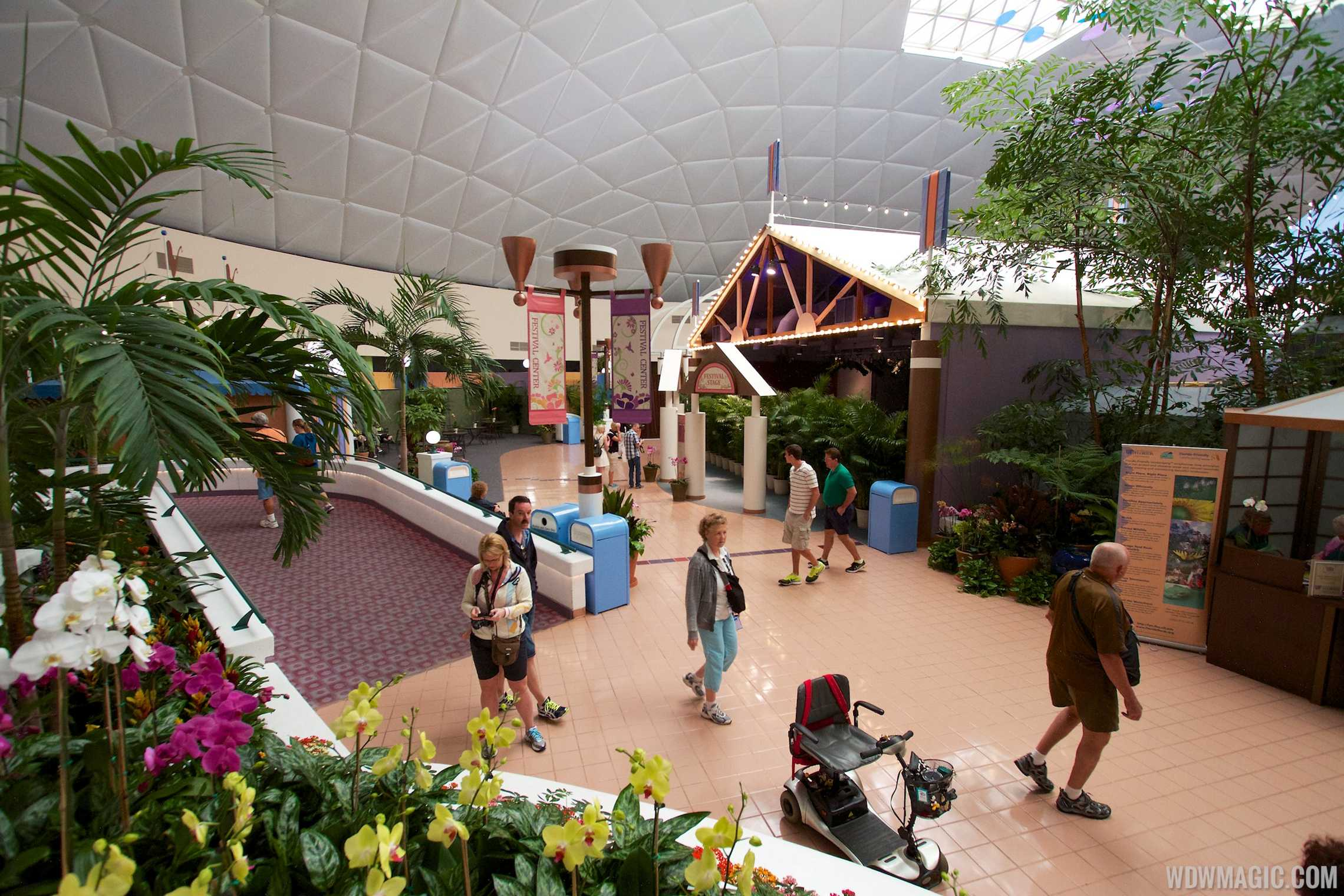 2014 Epcot International Flower And Garden Festival Opening Day Tour Photo 38 Of 82