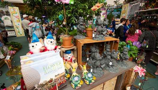 PHOTOS - Take a full photo tour around the 2014 Epcot International Flower and Garden Festival