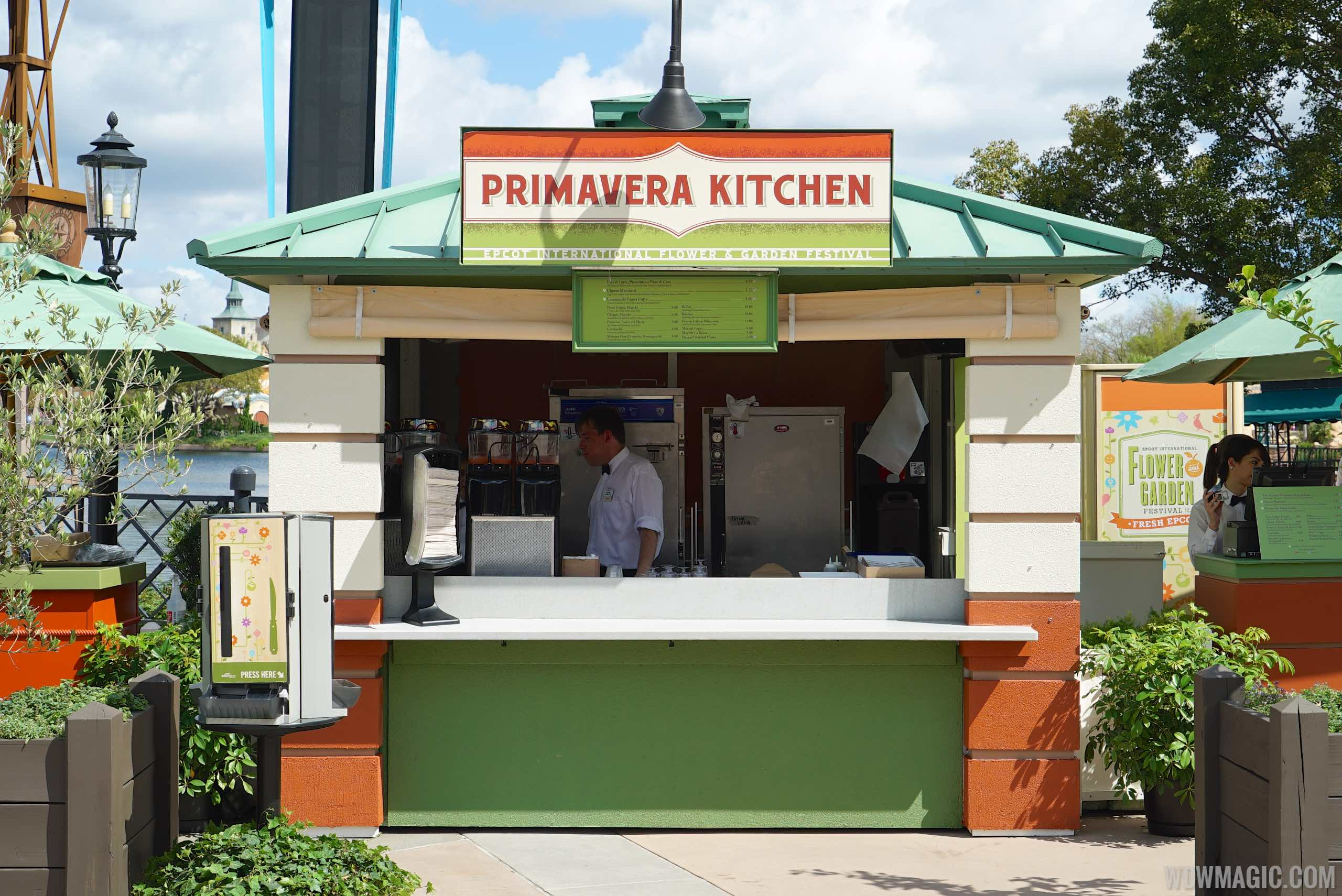 Kitchen Garden International 2015 Epcot Flower And Garden Festival Outdoor Kitchen Kiosks And