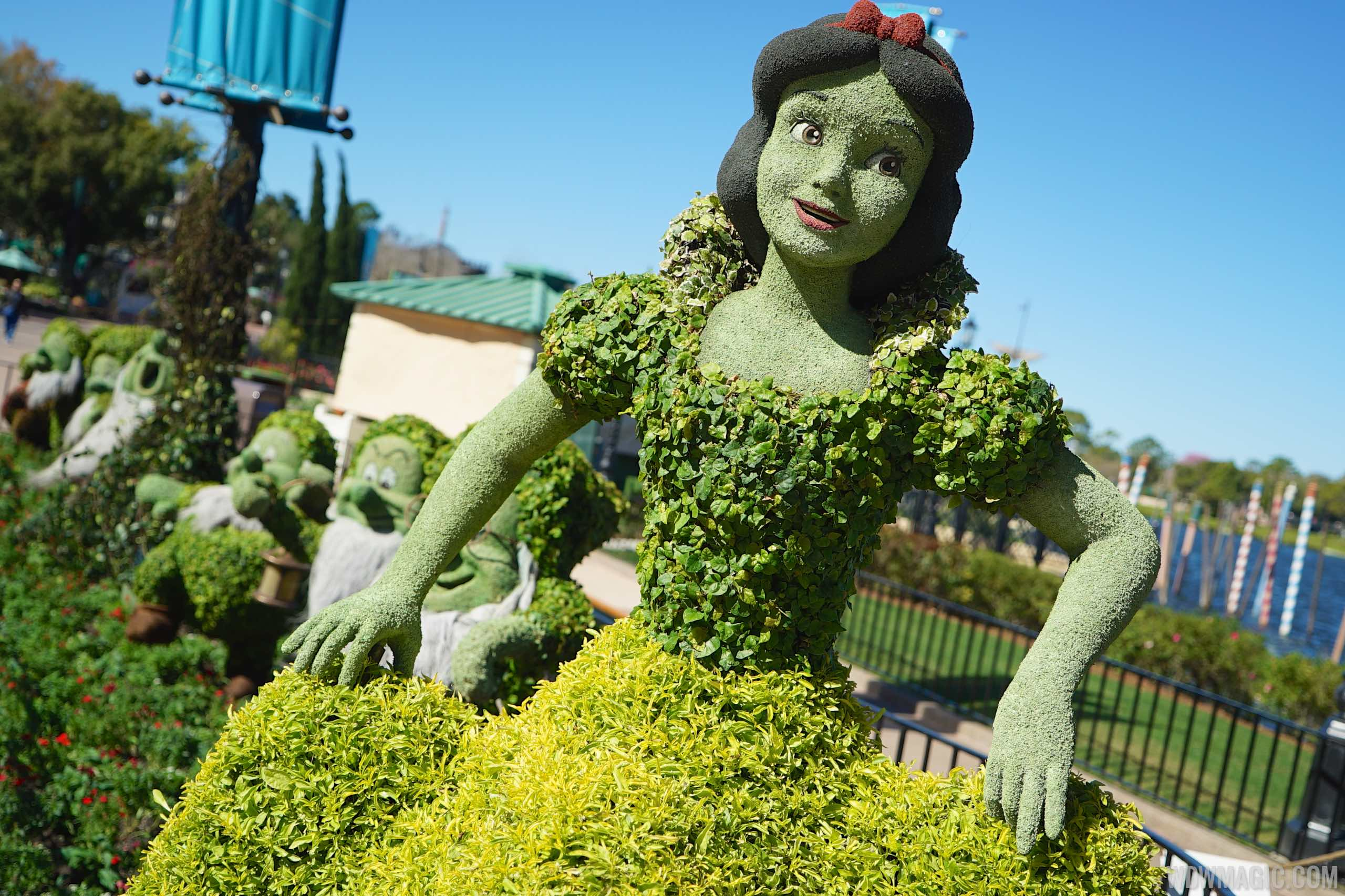 Kitchen Garden International New Outdoor Kitchens And Topiaries To Join The 2017 Epcot