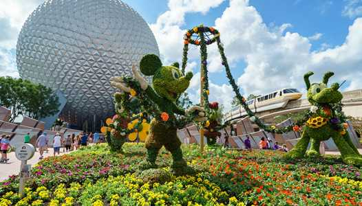 PHOTOS - 2017 Epcot International Flower and Garden Festival