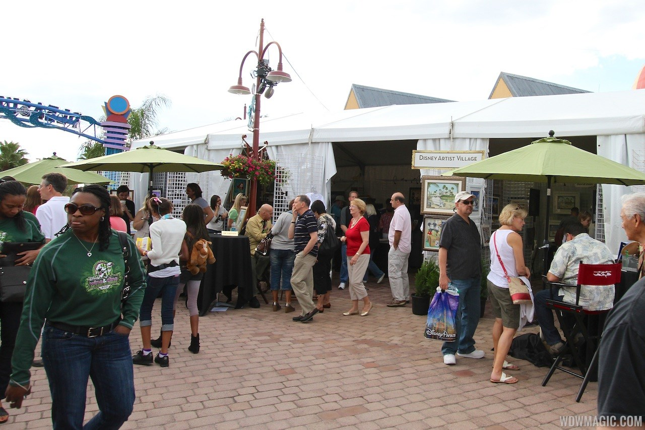 Tour of the Festival of the Masters 2012