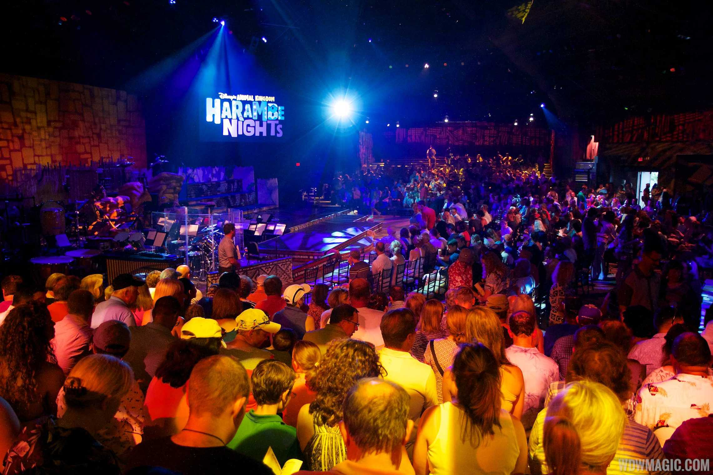 Harambe Nights - Inside the Harambe Theater