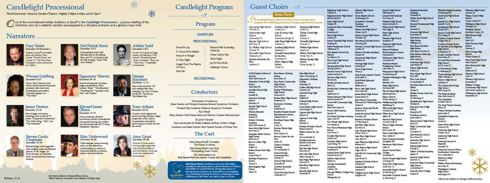 2013 Holidays Around the World guide - 2