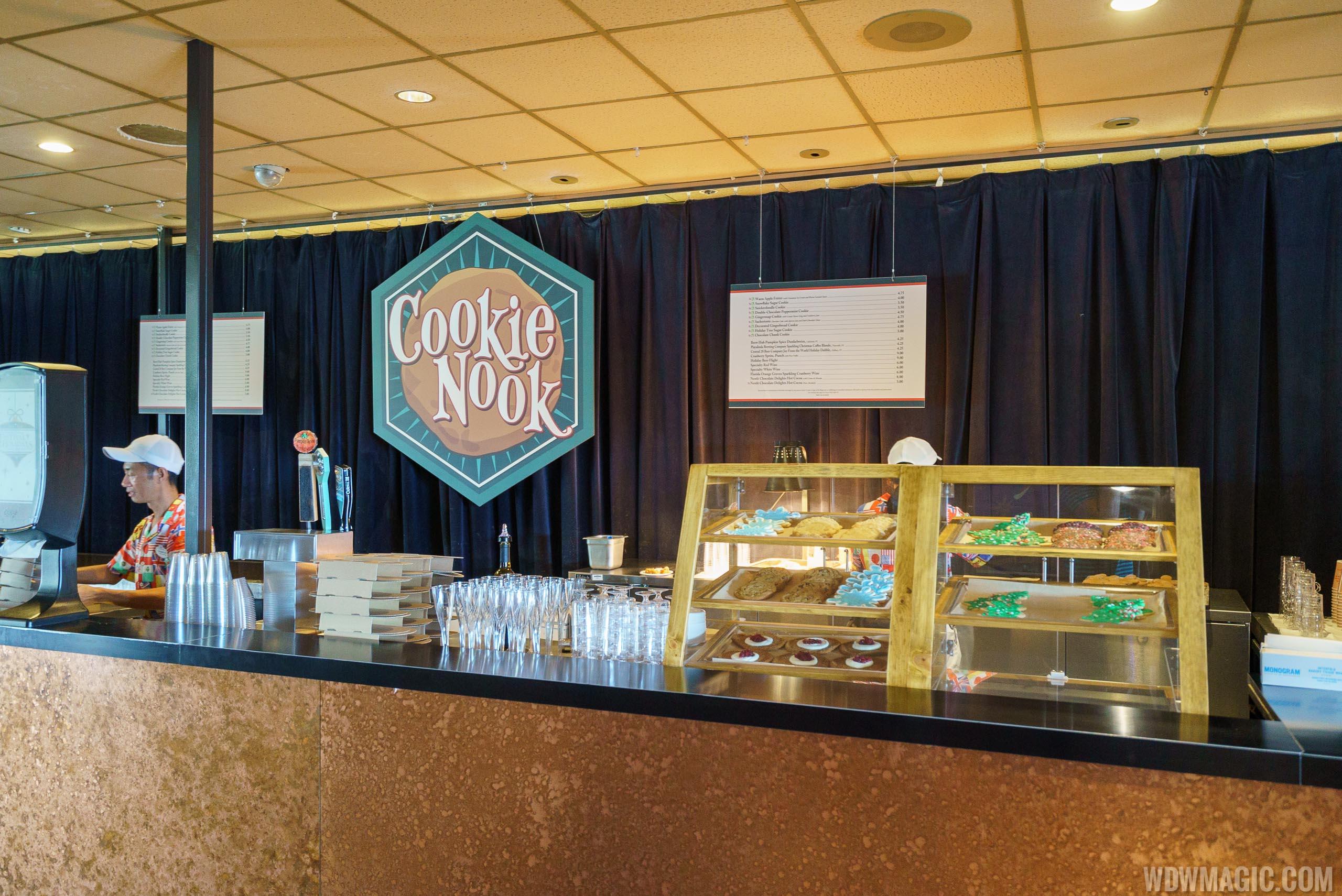 2017 Epcot Holiday Kitchens