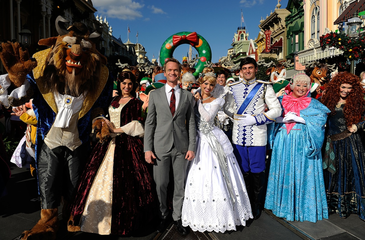 Disney Parks Christmas Day Parade taping - Photo 6 of 6