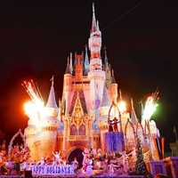 Holidays at the Magic Kingdom