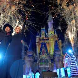 2016 The Disney Parks Magical Christmas Celebration