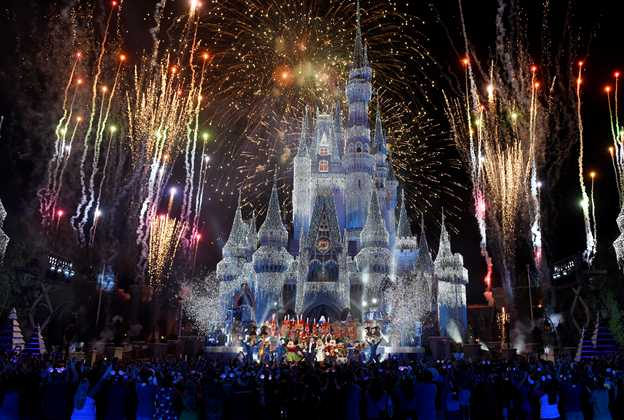 ABC's Primetime Special 'The Wonderful World of Disney Magical Holiday Celebration'
