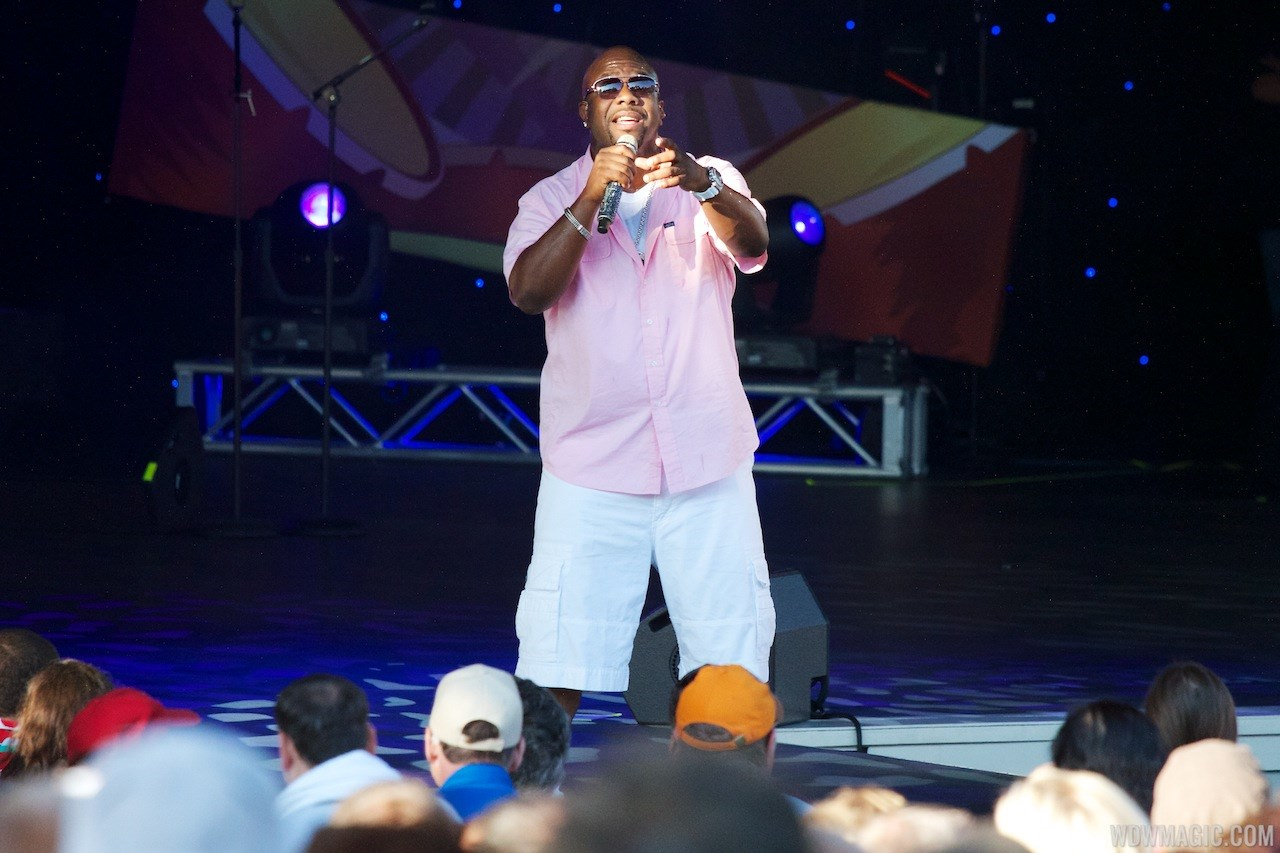 2012 Food and Wine Festival Eat to the Beat - Boyz II Men