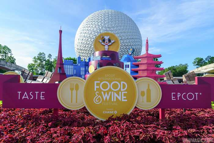 2016 Epcot Food and Wine Festival Marketplace kiosks, menus and pricing
