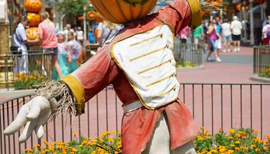 Tickets on sale now for Mickey's Not-So-Scary Halloween Party 2017