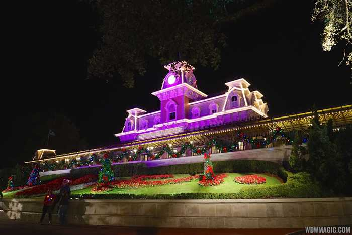 Mickey's Very Merry Christmas Party 2014
