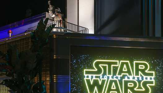 Entertainment schedules for Star Wars: Galactic Nights at Disney's Hollywood Studios