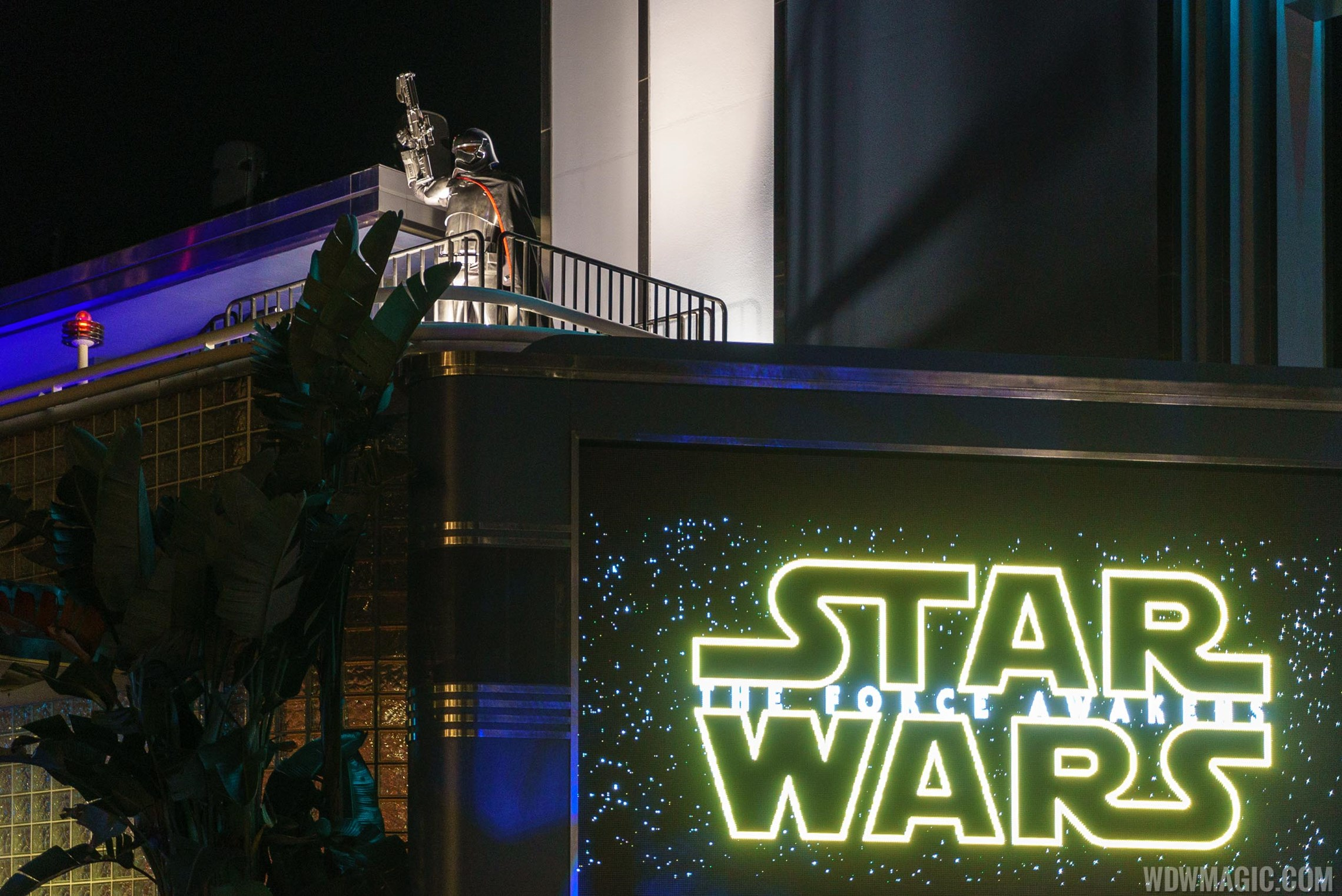 Star Wars Galactic Nights overview