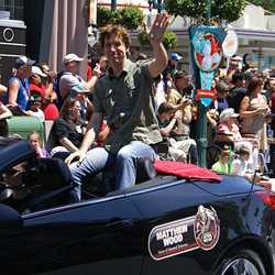 2009 Star Wars Weekends Celebrity Motorcade - Week 2