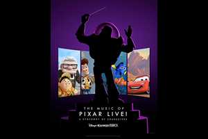 The Music of Pixar Live! dining package now on sale