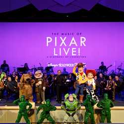 The Music of Pixar Live! overview