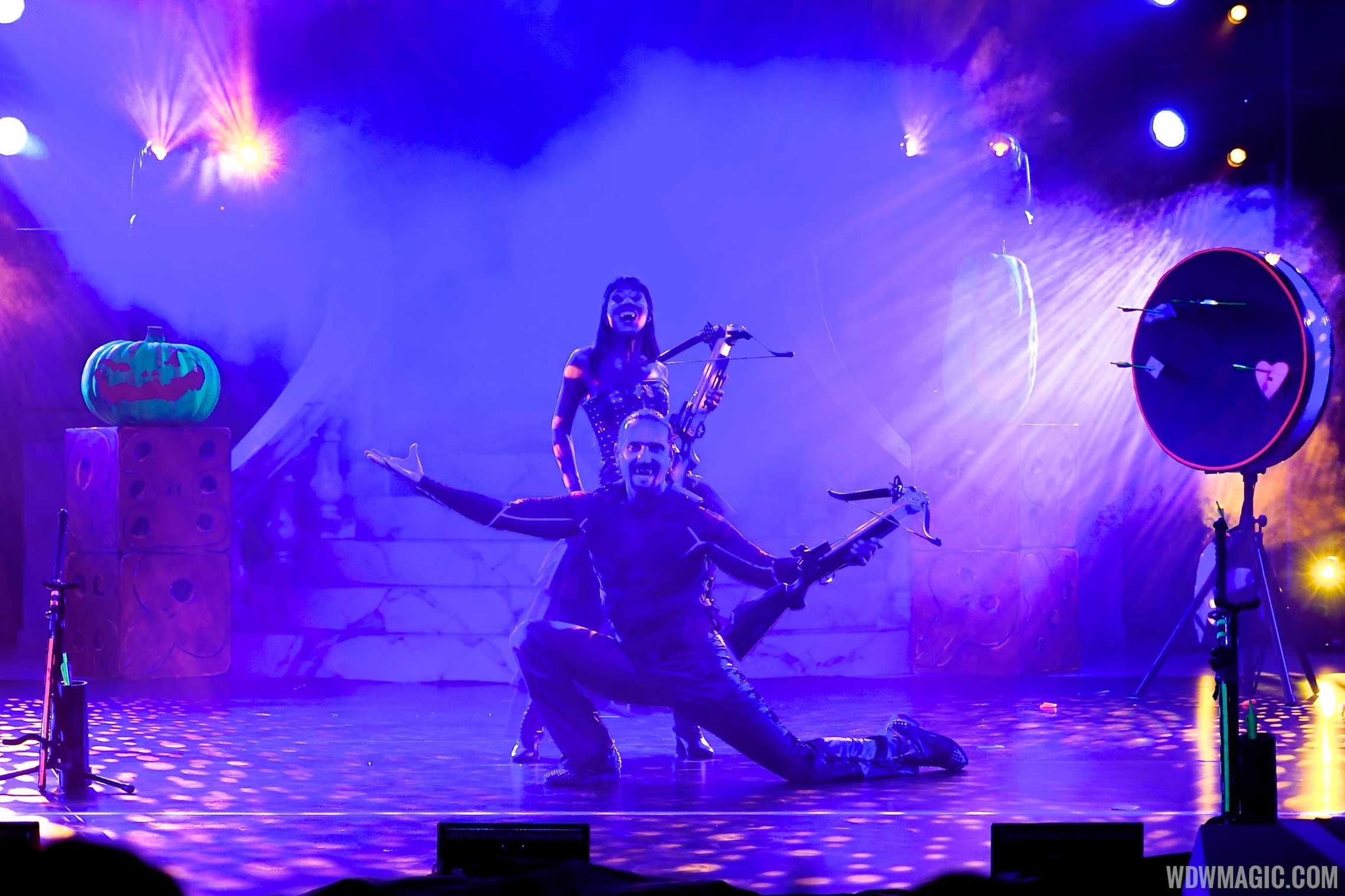 Freaky Funhouse - Cross Bow Act