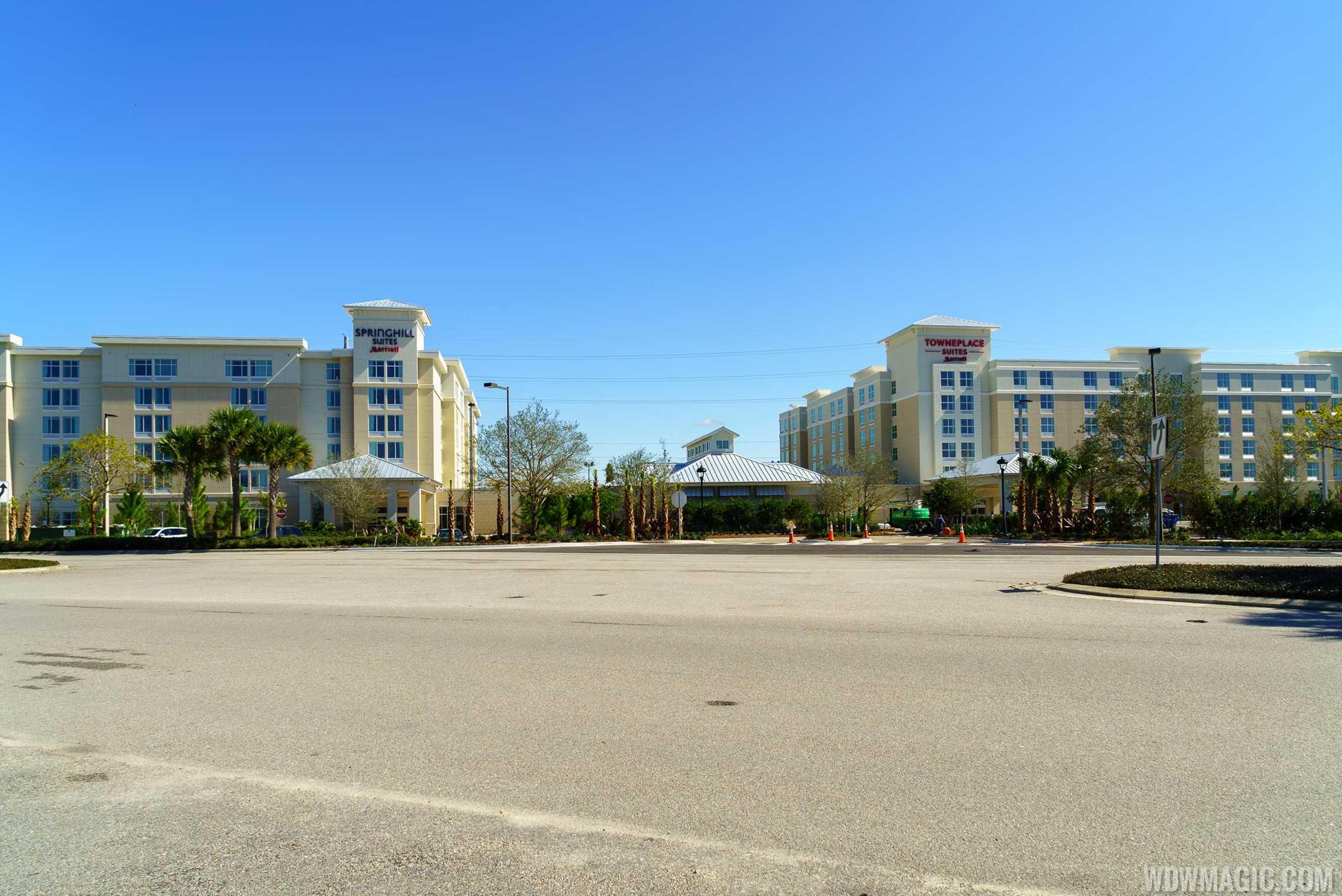 Marriott Hotels at Flamingo Crossings