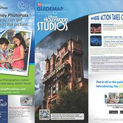 New 2013 Park Maps and Times Guides