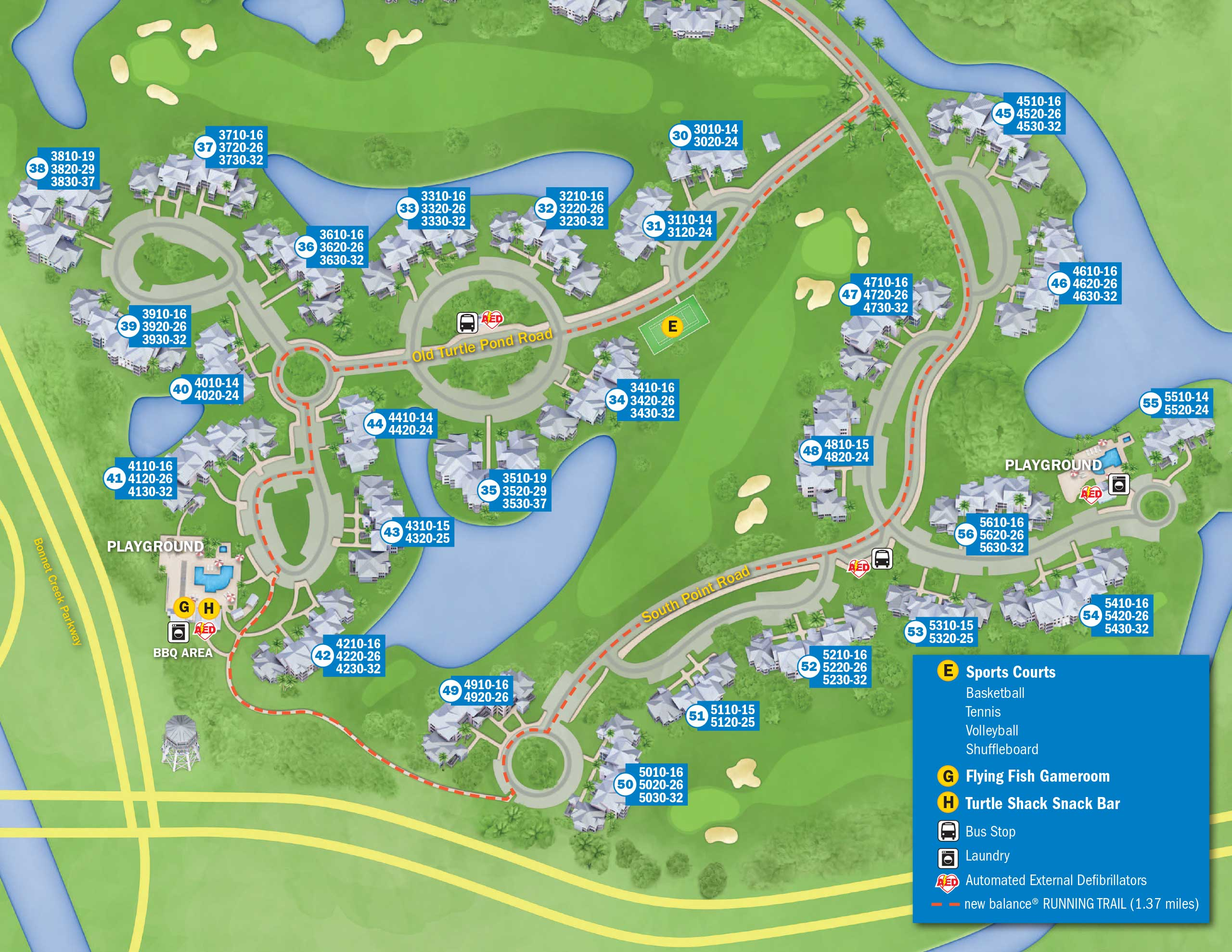 April 2017 Walt Disney World Resort Hotel Maps Photo 28 Of 33: Disney World Hotels Map At Slyspyder.com