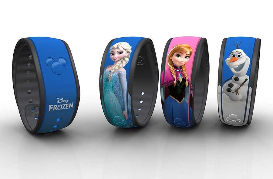 Frozen MagicBands