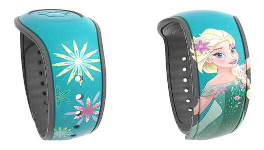 PHOTOS - New black and teal graphic MagicBands now available