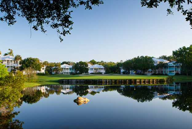 Walt Disney World Golf Courses