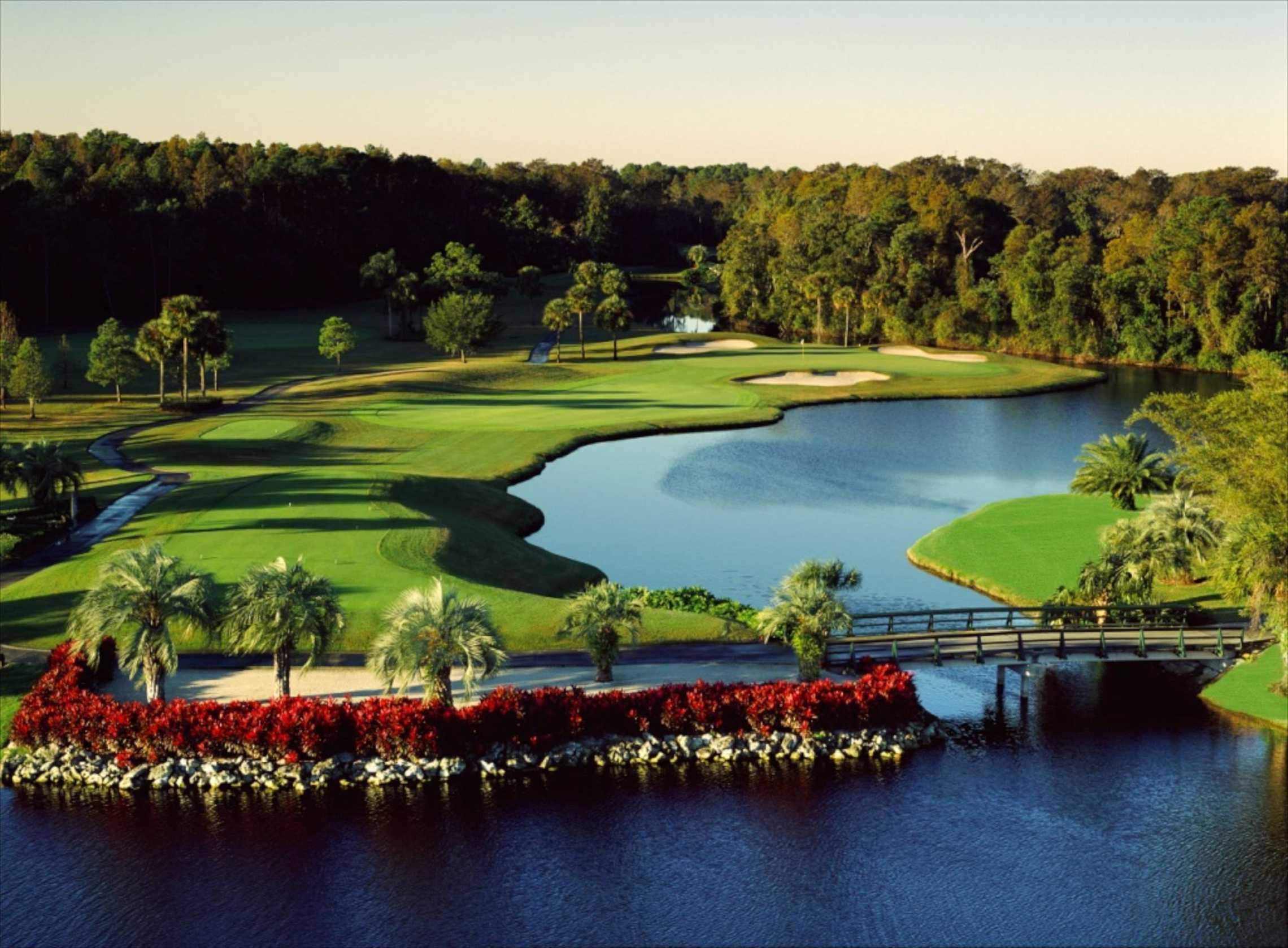 Golf At Walt Disney World