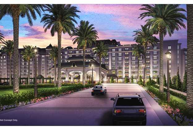 Disney Riviera Resort concept art