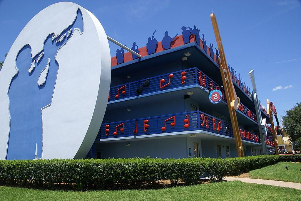 Jazz Inn buildings